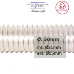 Ø50mm - Tubo flexible – 1...