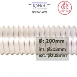 Ø200mm - Tubo flexible – 1...