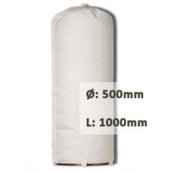 Filtro de aspirador de polvo viruta industrial en fieltro de poliéster