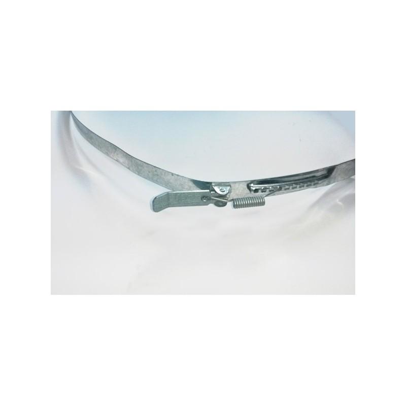 Cinto trinquete fleje metálico Ø500mm